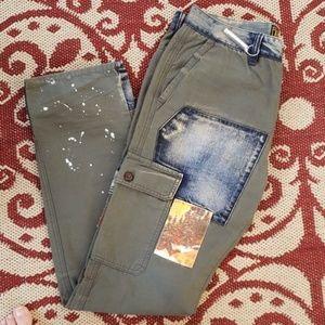 AKOO Cargo Pants